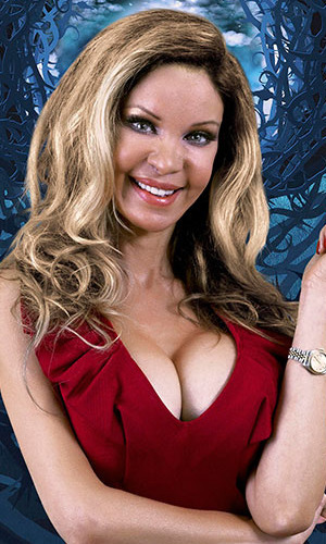 Celebrity Big Brother January 2015 housemate: Alicia Douvall