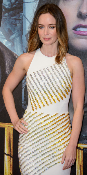 Emily Blunt at Mayfair screening of Into The Woods, London 7 January