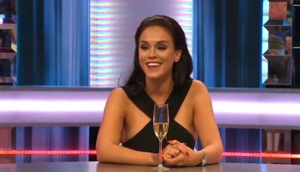Vicky Pattison on Celebrity Big Brother's Bit On The Side 8 January