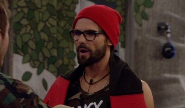 Jeremy Jackson talks dating Lindsay Lohan on CBB - 8 Jan 2015