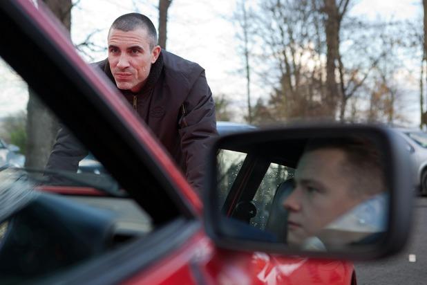 Hollyoaks, Robbie steals cars for Trevor, Tue 13 Jan