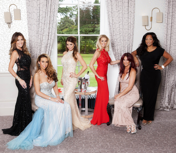 The Real Housewives of Cheshire, ITVBe, Mon 12 Jan
