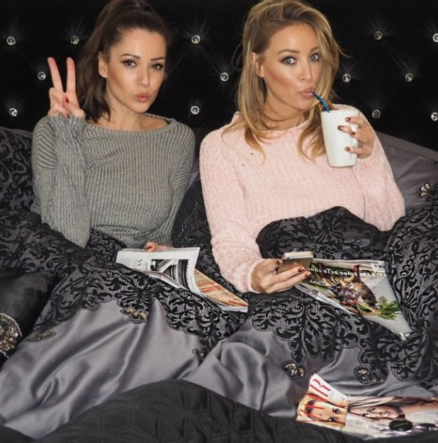 Lauren Pope with friend, Instagram, 7/1/15