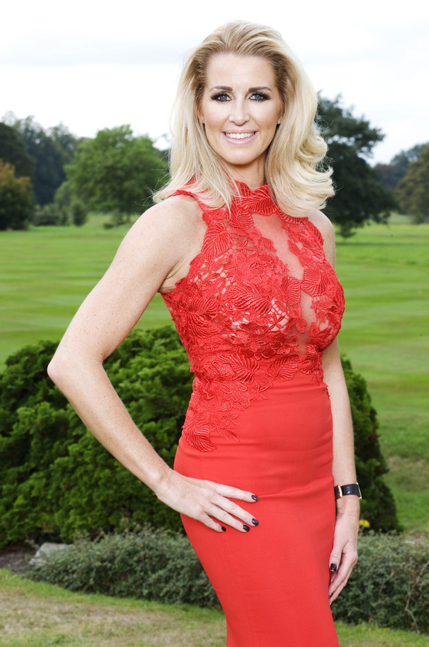 Leanne Brown, from ITVBe's The Real Housewives of Cheshire