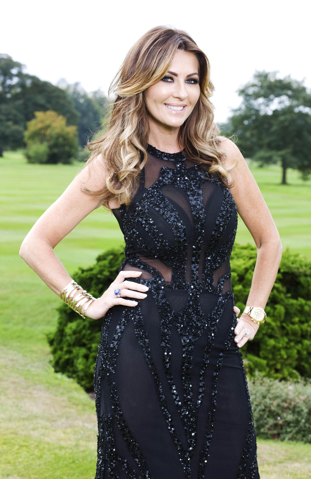 Dawn Ward, from ITVBe's The Real Housewives of Cheshire