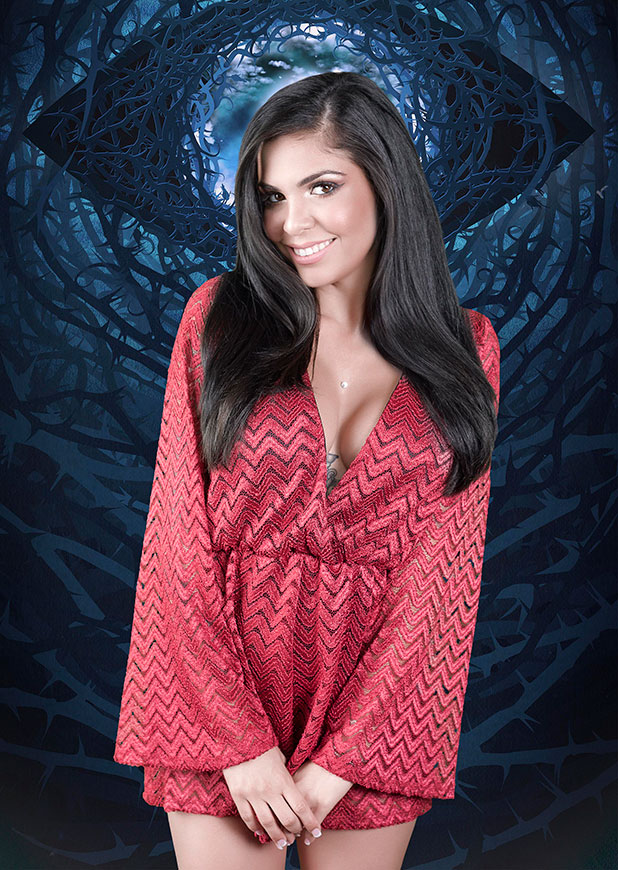 Celebrity Big Brother January 2015 housemate: Cami Li