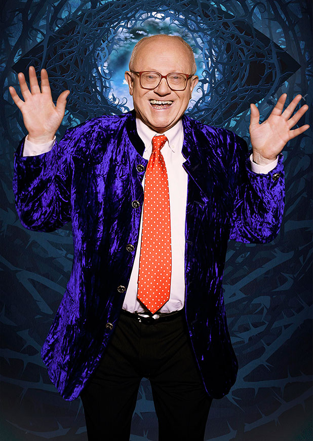 Celebrity Big Brother January 2015 housemate: Ken Morley