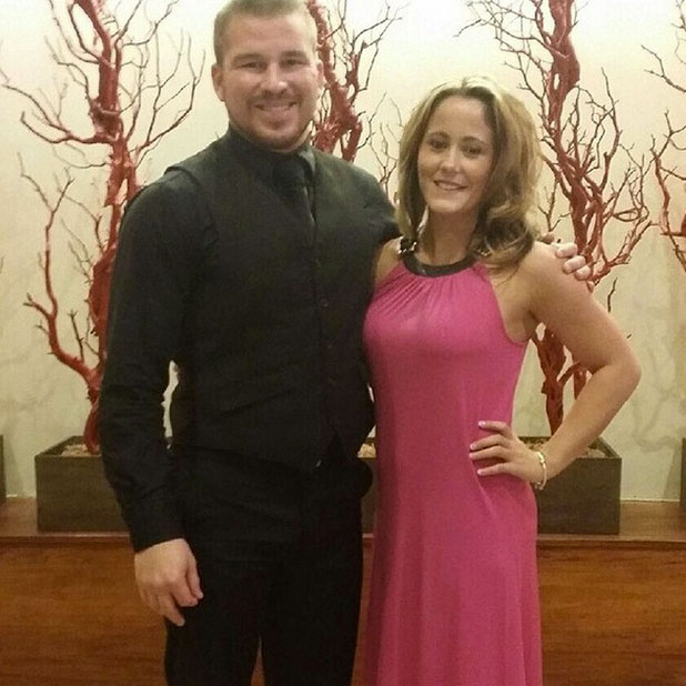 Jenelle Evans and Nathan Griffith are engaged, 6 January 2015