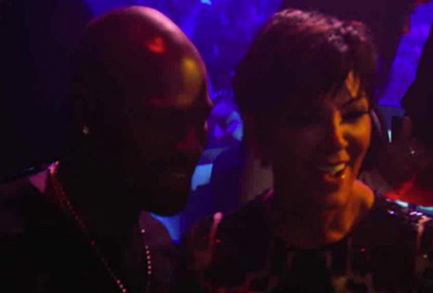 Keeping Up With The Kardashians new trailer: Kris Jenner and Corey Gamble