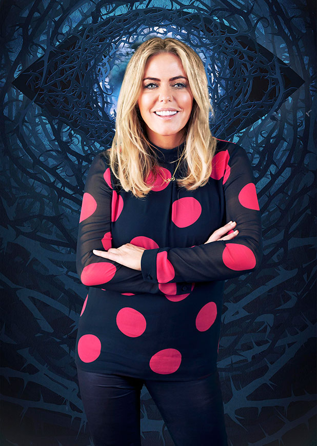 Celebrity Big Brother January 2015 housemate: Patsy Kensit