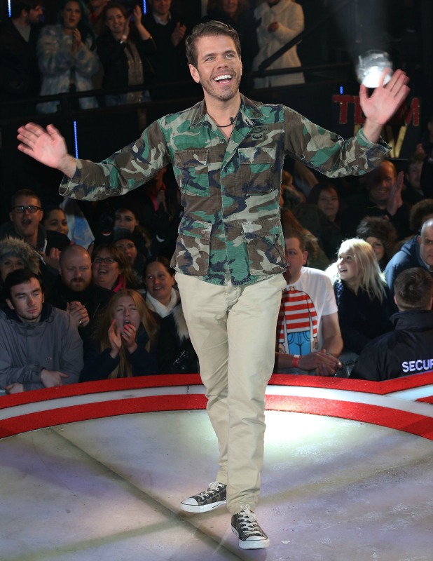 Celebrity Big Brother series launch on 7 January 2015 - Perez Hilton