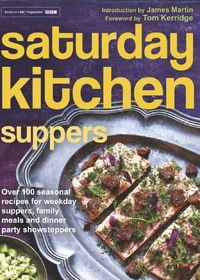 Saturday Kitchen Suppers book cover