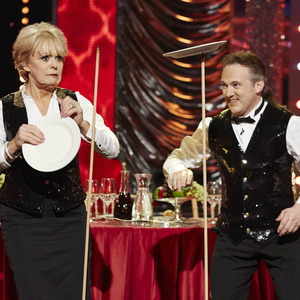 Sherrie Hewson on new ITV show, Get Your Act Together - January 2015.