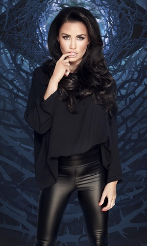 Katie Price enters the Celebrity Big Brother house - 16 Jan 2015