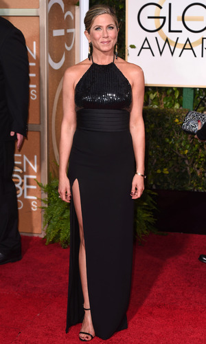Jennifer Aniston, 72nd Annual Golden Globe Awards, Arrivals, Los Angeles, America,11 Jan 2015