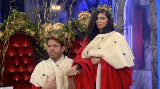 CBB; Cami Li chooses Perez Hilton as her King of the Fairies, 13 January 2015