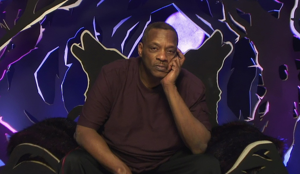 Alexander O'Neal in the Diary Room, January 2015