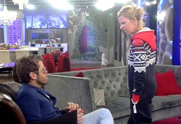 CBB: Katie Hopkins calls Perez Hilton disgusting after Alexander O'Neal's exit, January 2015