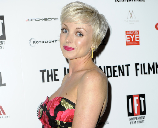 Helen George plays Trixie Franklin in Call The Midwife
