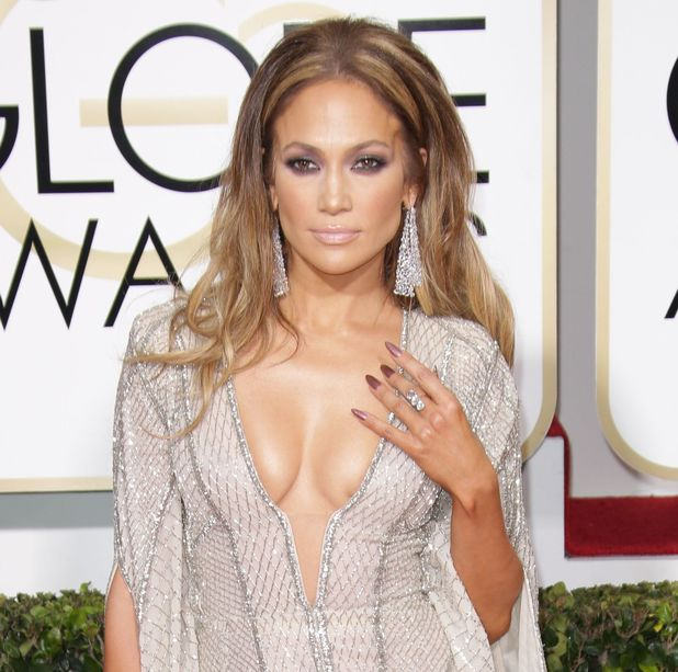 Jennifer Lopez, 72nd Annual Golden Globe Awards, Arrivals, Los Angeles, America â€