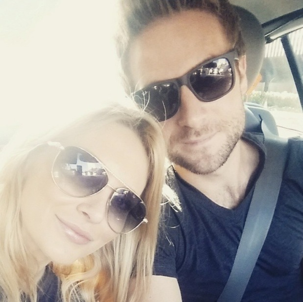 Stephanie Pratt and Josh Shepherd continue holiday in LA 13 January