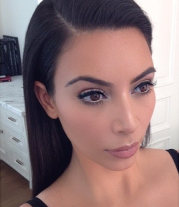 Kim Kardashianu0026#39;s make-up artist is OBSESSED with this UK beauty brand ...