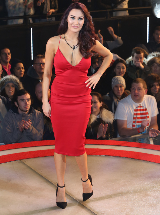 Chloe Goodman at Celebrity Big Brother launch 7 January