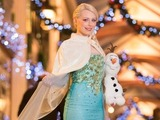Alexandra Jenkins is such a dead ringer for Disney's Princess Elsa, she's got an army of fans!