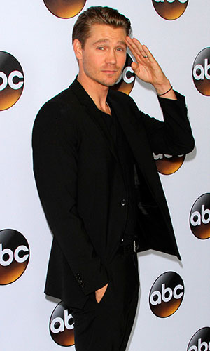 Chad Michael Murray, Disney ABC TCA Winter Press Tour held at the Langham Huntington Hotel, 2015