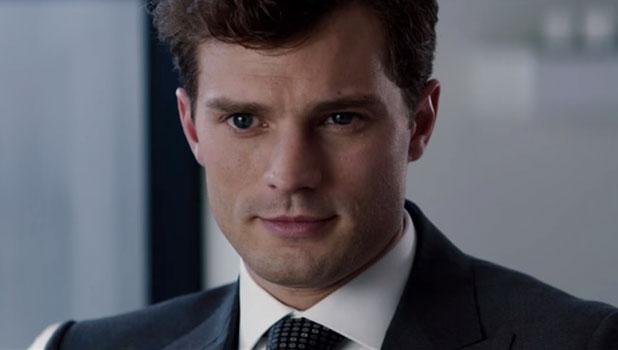 Fifty Shades of Grey new trailer: Jamie Dornan as Christian Grey.