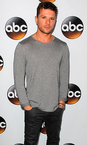 Ryan Phillippe at Disney & ABC Television Group's TCA Winter Press Tour, 2015