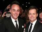 Ant & Dec win their 14th National Television Award - and are surprised!