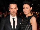 CBB's Emma Willis poses with husband Matt at National Television Awards