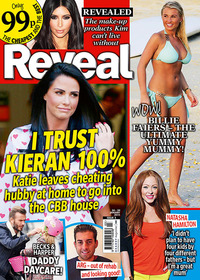Reveal magazine issue 3, 2015 - cover image