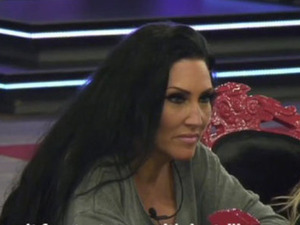 CBB: Michelle Visage and Patsy Kensit talk about Perez Hilton while he's nearby, 19 January 2015