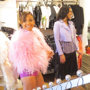 Christina Milian Turned Up - preview - 25 January 2015.