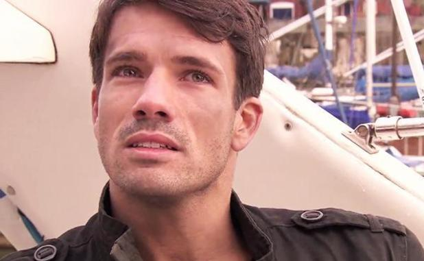 Hollyoaks's Dodger - final scene played by Danny Mac. Aired: 20 January 2014.