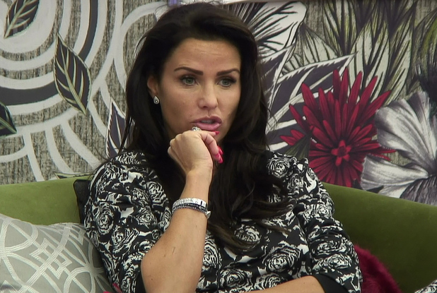 Katie Price talks about her relationship history on 'Celebrity Big Brother', Shown on Channel 5 HD, January 2015