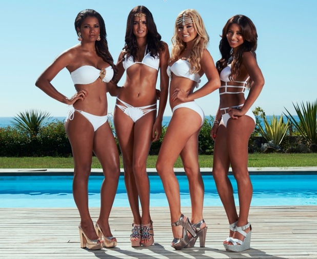 Girls, Ex On The Beach series two, MTV January