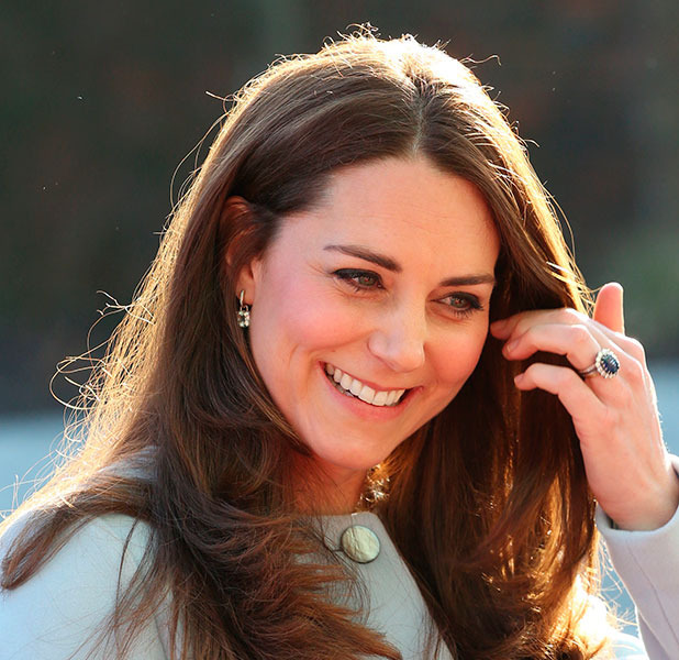 The Duchess of Cambridge opens the Kensington Aldridge Academy, 19 January 2015