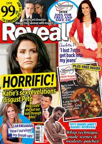 Reveal magazine issue four, cover artwork, 2015