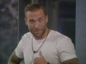 Celebrity Big Brother: Calum argues with Nadia  - 27 January.