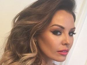 TOWIE's Jessica Wright flaunts long princess-like hair extensions