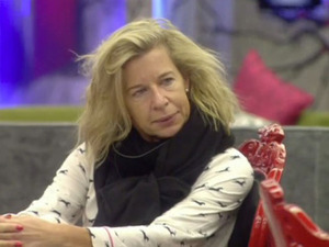 Katie Hopkins talks to Keith Chegwin on CBB, 29 January 2015