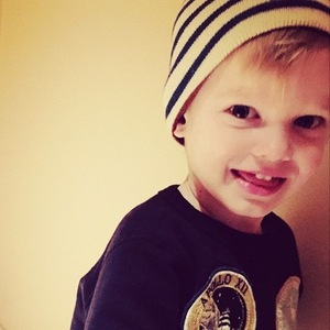 Hilary Duff excited for son Luca to turn three 28 January
