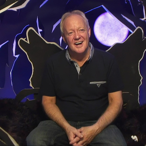 Keith Chegwin in the Diary Room on 'Celebrity Big Brother'. Broadcast on Channel 5 HD. 24/1/2015.