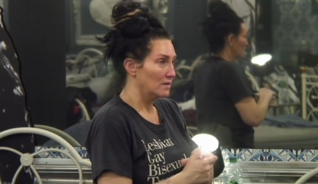 Michelle Visage upset Perez Hilton has returned to the house, CBB 27 January