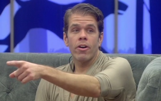Perez Hilton sparks a row between Katie Hopkins and Keith Chegwin - 28 Jan 2015