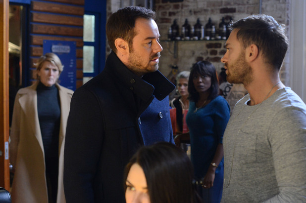 EastEnders, Mick confronts Dean, Tue 3 Feb