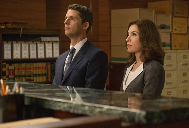The Good Wife, More4, Thu 29 Jan